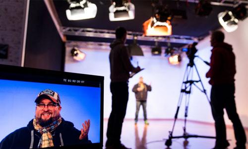 ON AIR Videoproduktion - Studio